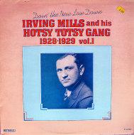 "Irving Mills And His Hotsy Totsy Gang Vinyl 12"" (Used)"