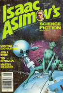 Isaac Asimov's Science Fiction Magazine Vol. 4 No. 6 Magazine
