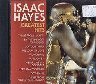 Isaac Hayes CD