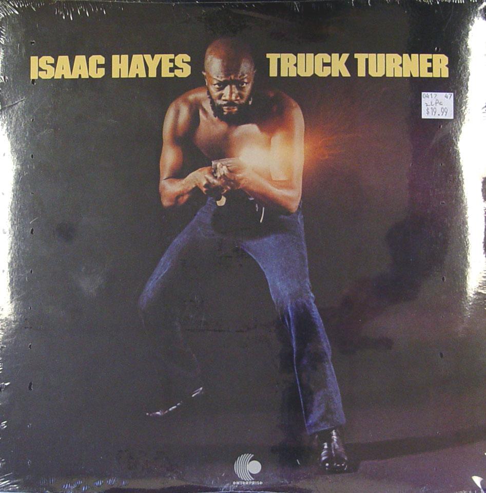 """Isaac Hayes Vinyl 12"""" (New)"""