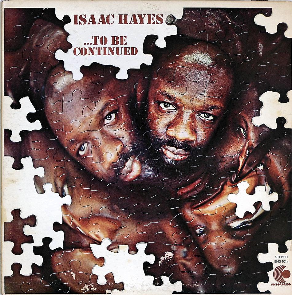 "Isaac Hayes Vinyl 12"" (Used)"