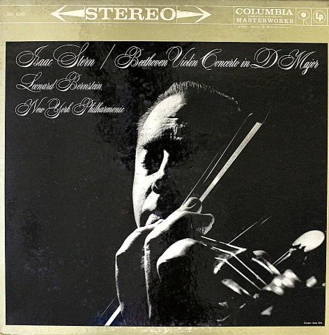 "Isaac Stern / Leonard Bernstein Vinyl 12"" (Used)"