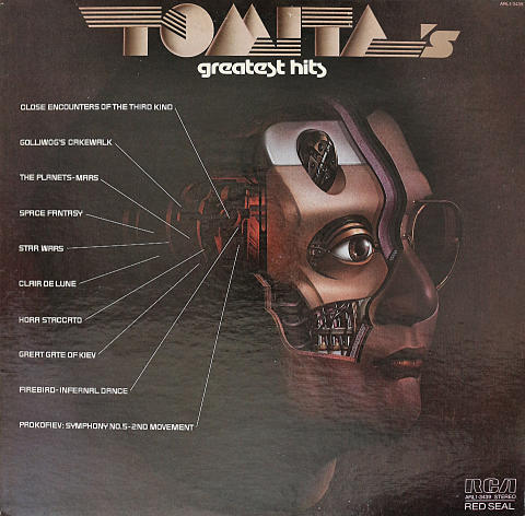 "Isao Tomita Vinyl 12"" (Used)"