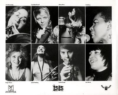 Isis Promo Print
