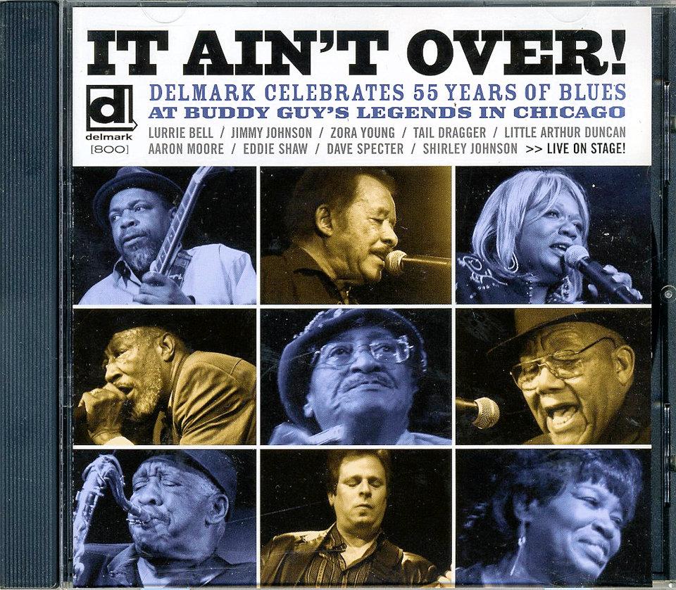 It Ain't Over! CD