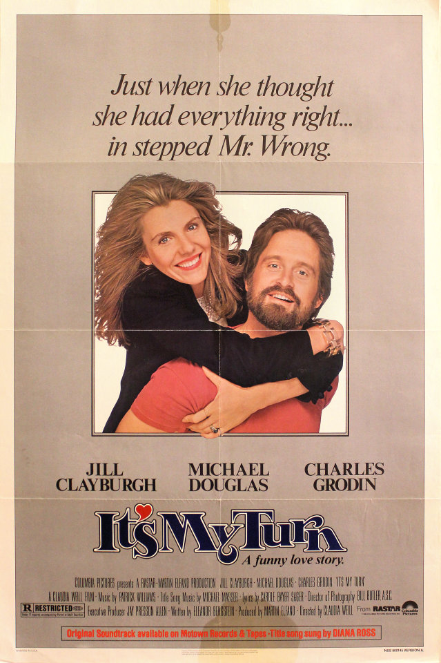 It's My Turn Poster