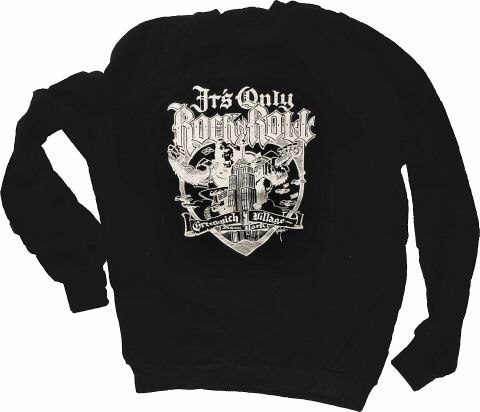 It's Only Rock 'n' Roll Men's Vintage Sweatshirts