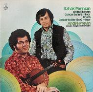 "Itzhak Perlman & Andre Previn Vinyl 12"" (Used)"