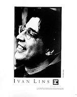 Ivan Lins Promo Print