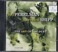 Ivo Perelman / Matthew Shipp CD