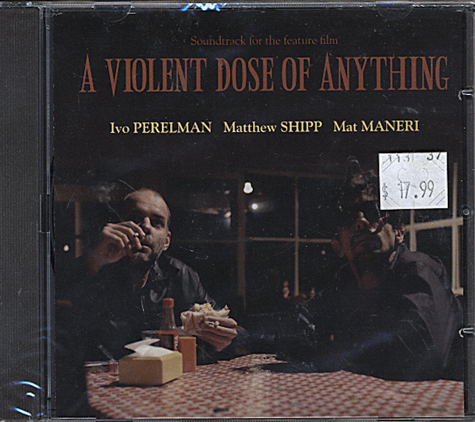 Ivo Perelman CD
