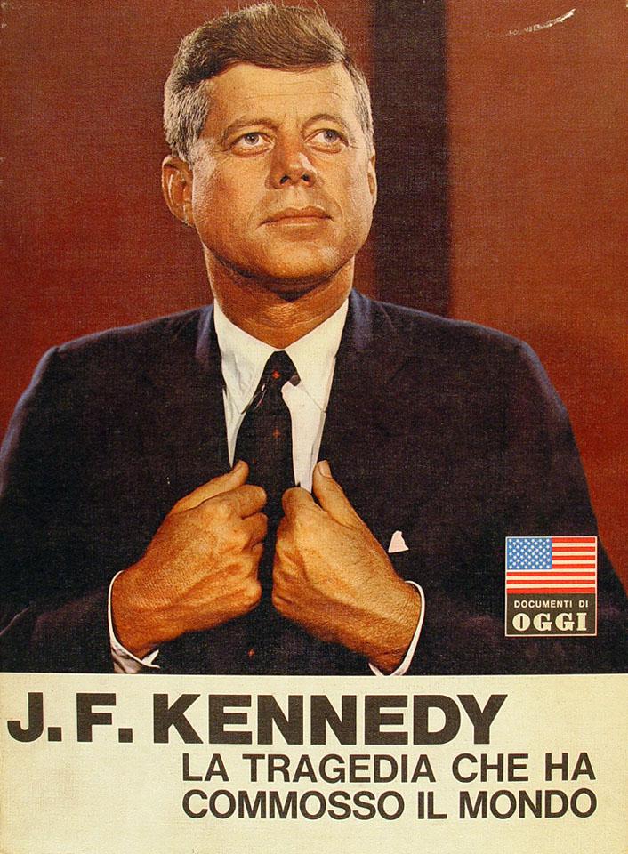 J.F. Kennedy, La Tragedia Che Ha Commosso Il Mondo