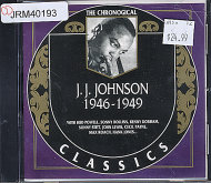 J.J. Johnson CD