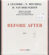 j. Leandre / N. Mitchell / D. Van Der Schyff CD