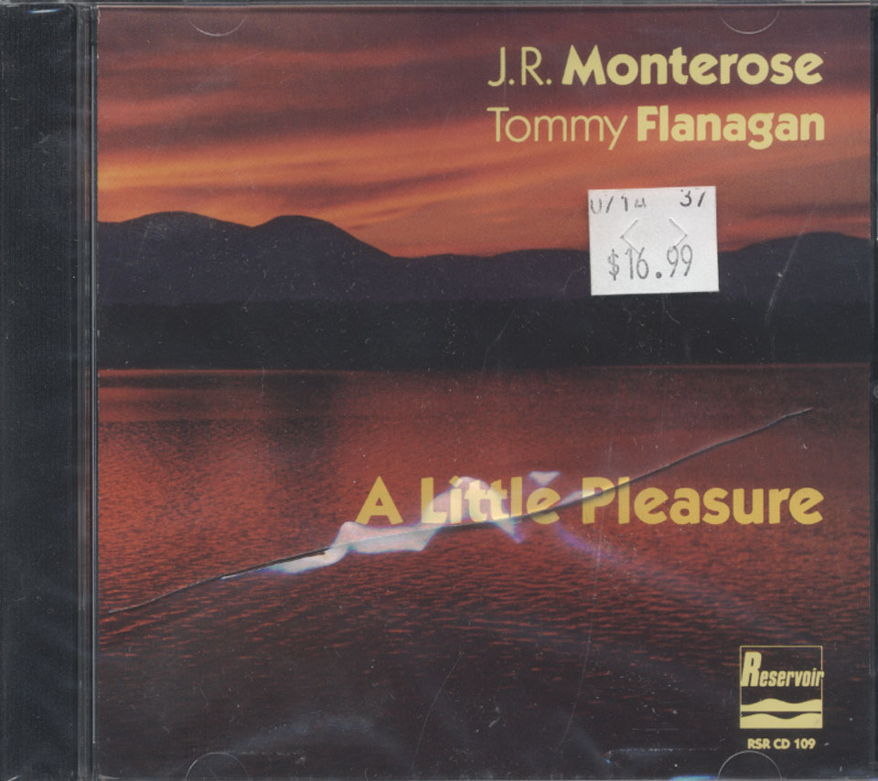 J.R. Monterose & Tommy Flanagan CD