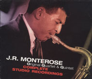 J.R. Monterose CD