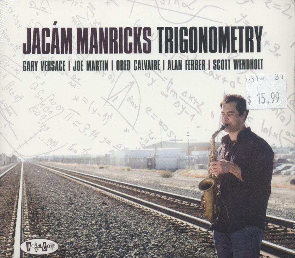Jacam Manricks CD