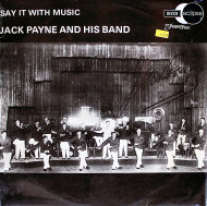 "Jack Payne And His Band Vinyl 12"" (Used)"