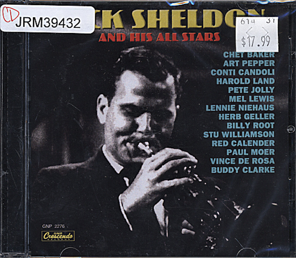 Jack Sheldon and His All Stars CD