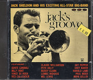 Jack Sheldon and his Exciting All-Star Band CD
