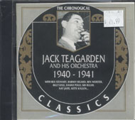 Jack Teagarden & His Orchestra CD