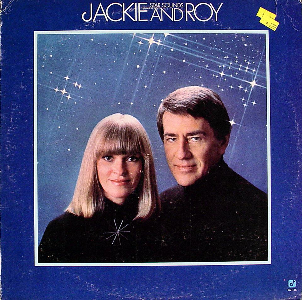 "Jackie and Roy Vinyl 12"" (New)"