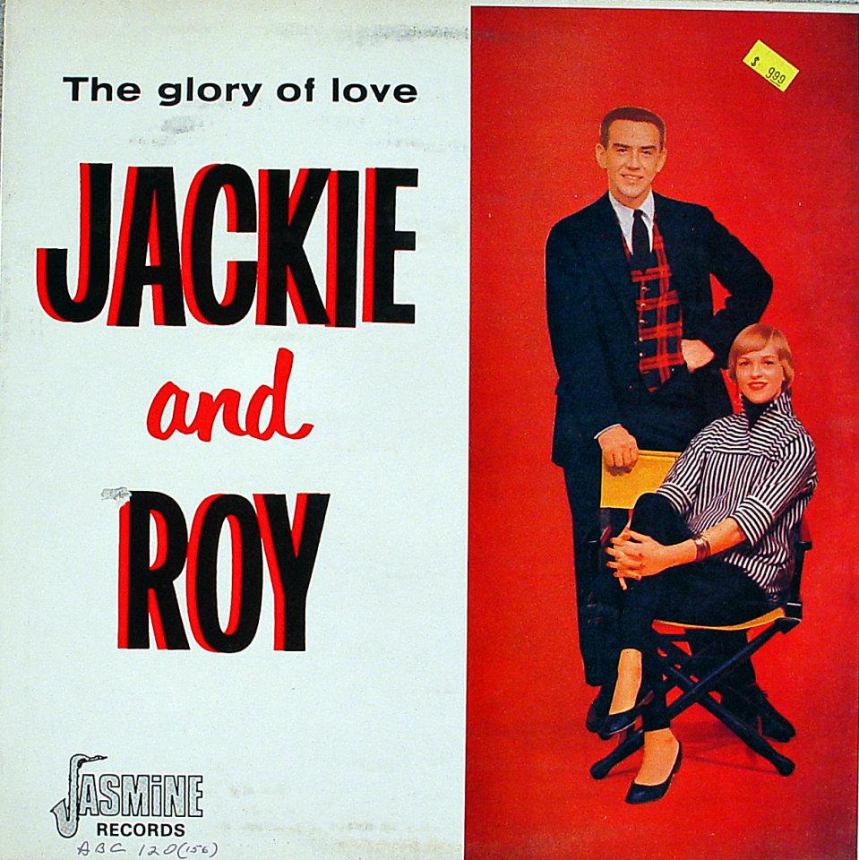 """Jackie and Roy Vinyl 12"""" (Used)"""