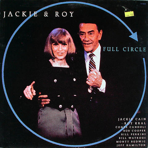 "Jackie and Roy Vinyl 12"" (Used)"