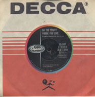 "Jackie Gleason Orchestra Vinyl 7"" (Used)"