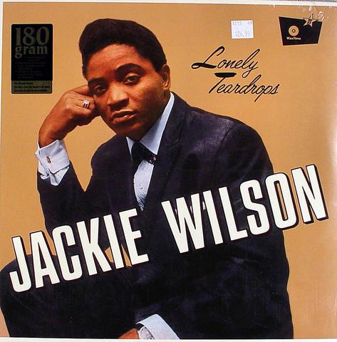 "Jackie Wilson Vinyl 12"" (New)"