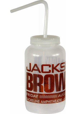 Jackson Browne Water Bottle