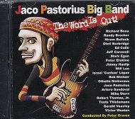 Jaco Pastorius Big Band CD