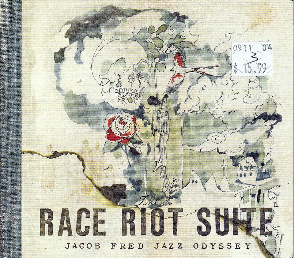 Jacob Fred Jazz Odyssey CD