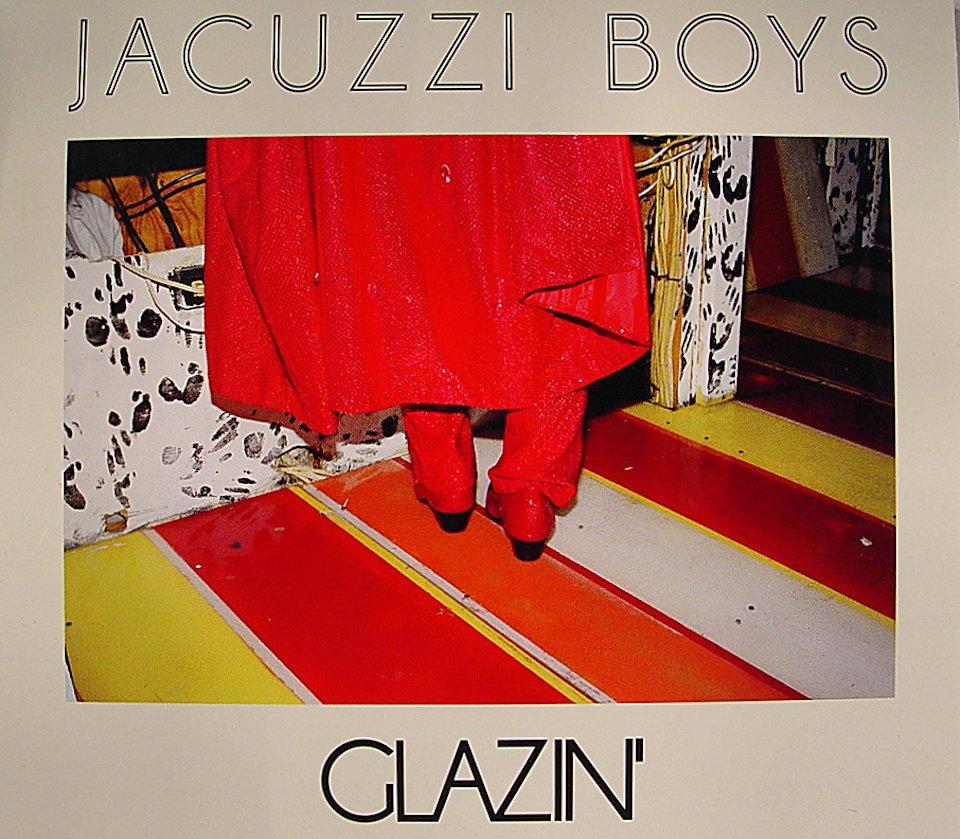 Jacuzzi Boys CD