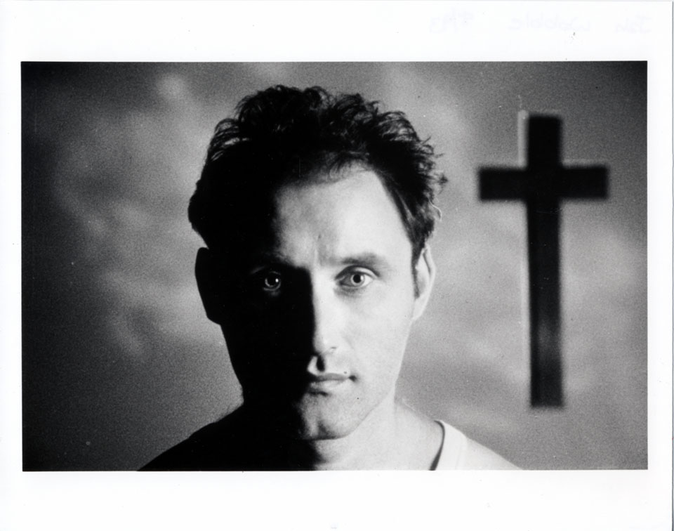 Jah Wobble's Invaders of the Heart Promo Print