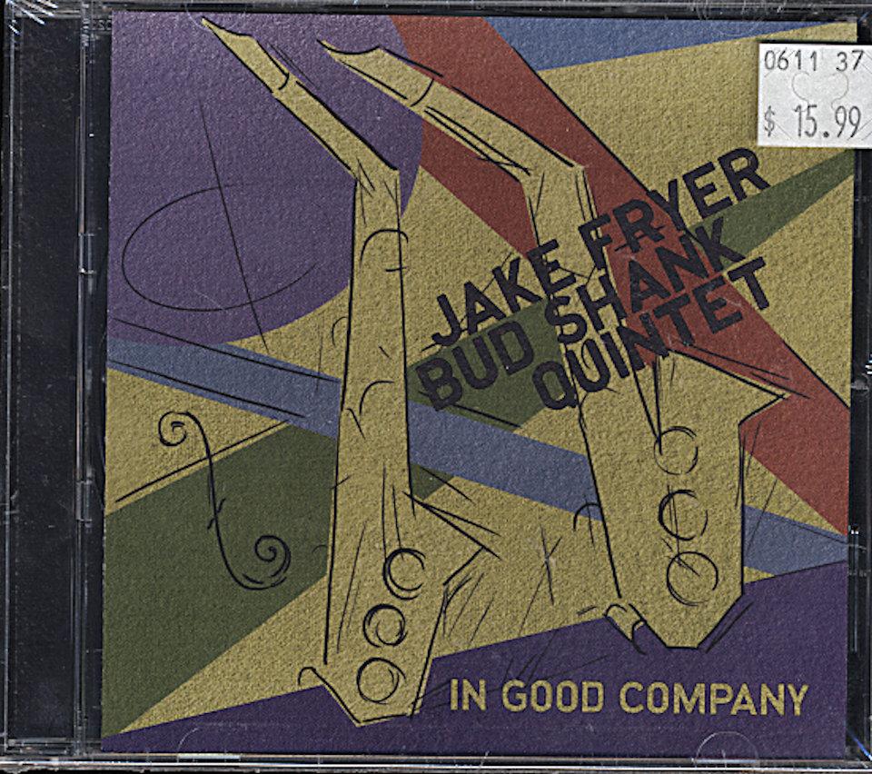 Jake Fryer CD
