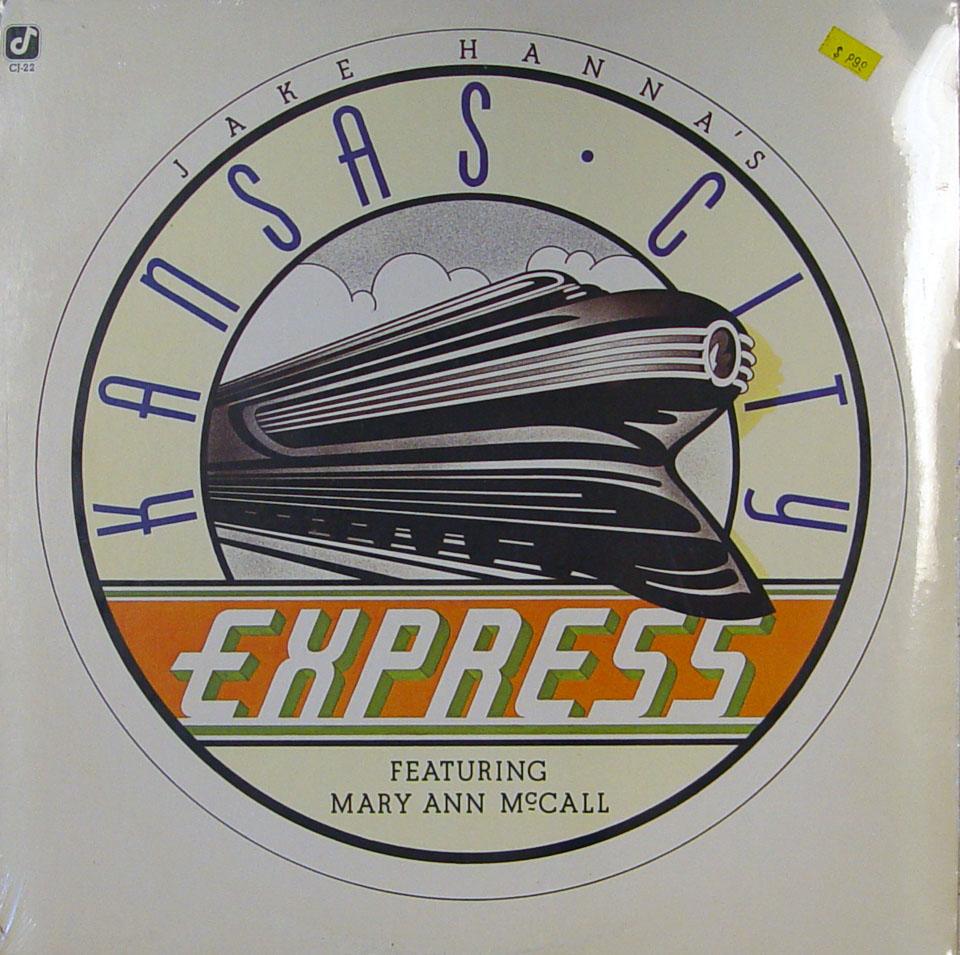 "Jake Hanna Vinyl 12"" (New)"