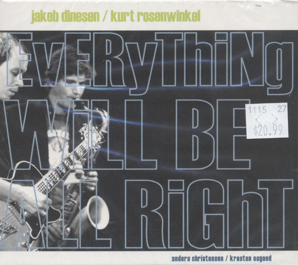 Jakob Dinesen CD