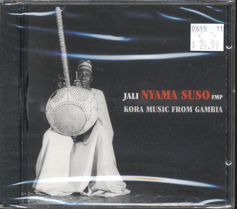 Jali Nyaama Suso CD