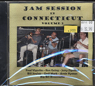 Jam Session In Connecticut Volume 2 CD