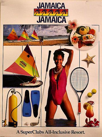 Jamaica Jamaica Poster