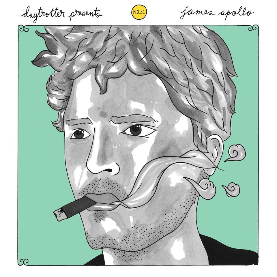 "James Apollo / Seasick Mama Vinyl 12"" (New)"