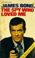 James Bond, The Spy Who Loved Me Book