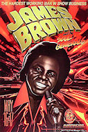James Brown Poster