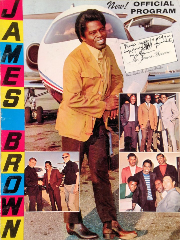 James Brown Program