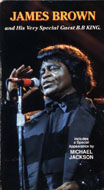 James Brown VHS