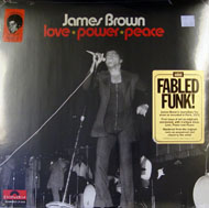 "James Brown Vinyl 12"" (New)"