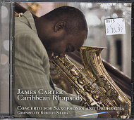 James Carter CD