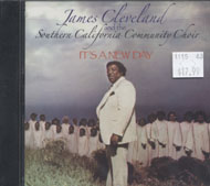James Cleveland And The Southern California Community Choir CD