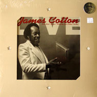 "James Cotton Vinyl 12"" (New)"